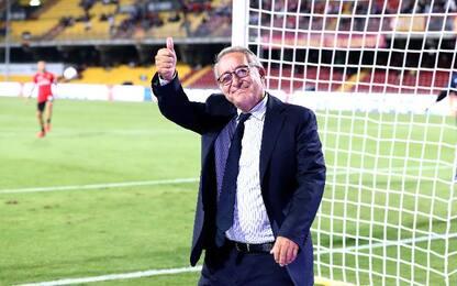 Benevento-Perugia 0-0