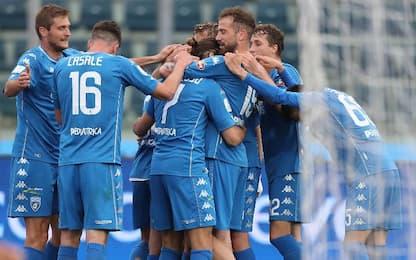 Empoli-Chievo 2-2