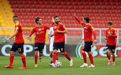 Lecce-Cittadella 1-3