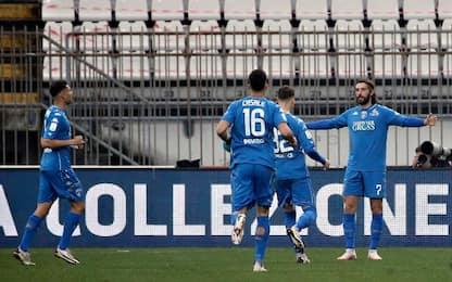 Monza-Empoli 1-1