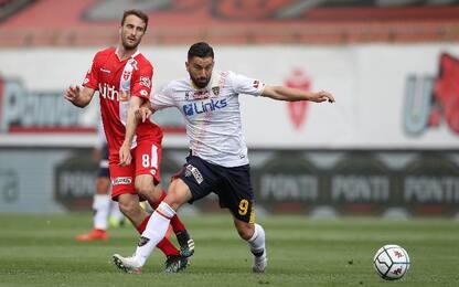 Monza-Lecce 1-0