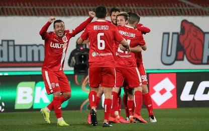 Monza-Pordenone 2-0