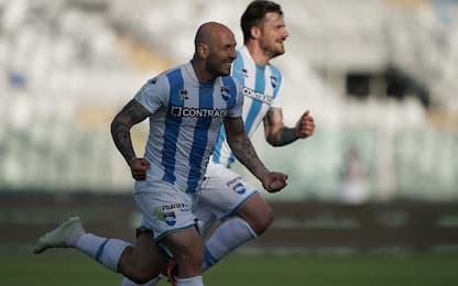 Pescara-Pisa 3-1