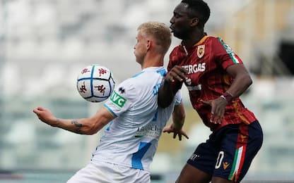 Pescara-Reggiana 1-0