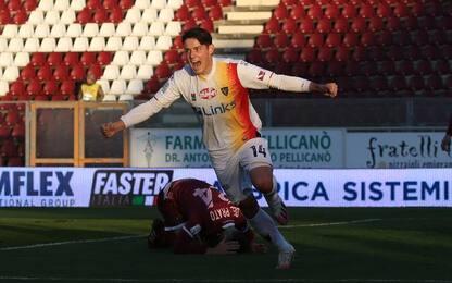 Reggina-Lecce 0-1