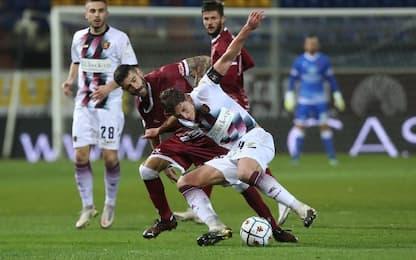 Reggina-Salernitana 0-0