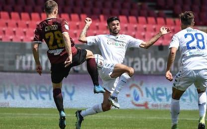 Salernitana-Empoli 2-0