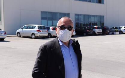 Primo paziente a Covid Center Civitanova