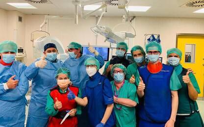 Ancona, mini pacemaker su donna rischio morte