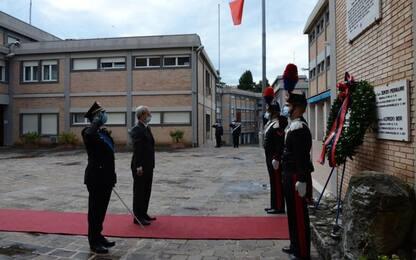 Carabinieri: Marche, ricordo vittime Covid tra cui appuntato