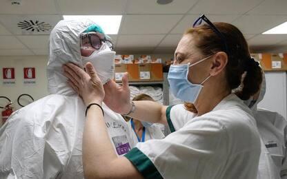 Coronavirus, zero decessi, ancora 4 ricoverati in ospedale