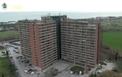 Coronavirus,: 21 positivi Hotel House di cui 7 già guariti, nuovo caso ascolano