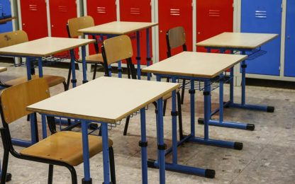 Fase 3: Marche, 20mila banchi monoposto per sicurezza scuola