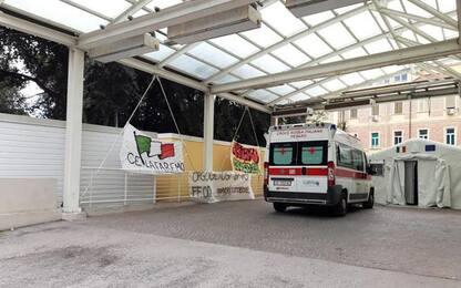 Coronavirus: Marche, ricoverati da 13 a 14, nuovo caso a Fabriano