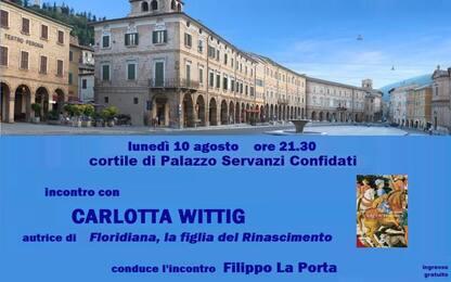 Teatri di Sanseverino, Carlotta Wittig racconta Rinascimento