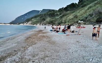 Ferragosto: Ancona, controlli anti-bivacco a Mezzavalle