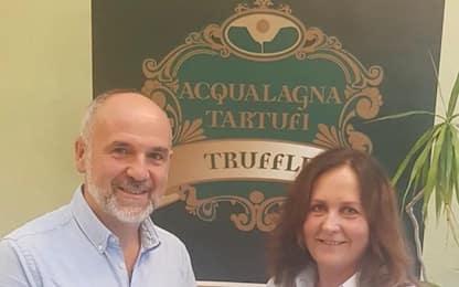 Tartufo: Acqualagna,stagione Bianco apre con 'pepita' 500 gr