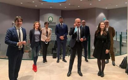 Regioni: Marche; Mangialardi eletto capogruppo Pd Consiglio