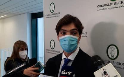 Covid, Acquaroli, situazione sotto controllo ospedali Marche