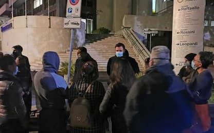Dpcm:manifestanti sotto Regione Marche, incontrano assessore