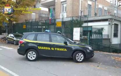 Gdf Fano confisca importo 150mila euro a evasore fiscale