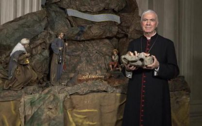 Vescovo Ascoli si dimette, 'vado in monastero'