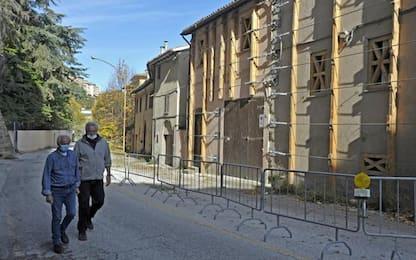 Terremoto, a Camerino 118 edifici tornati agibili