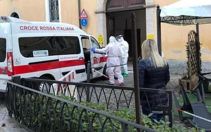 Covid: San Severino, finora 74 positivi in casa riposo