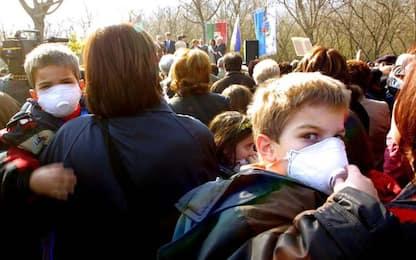 Covid, Garante Marche, decine segnalazioni mascherine bimbi