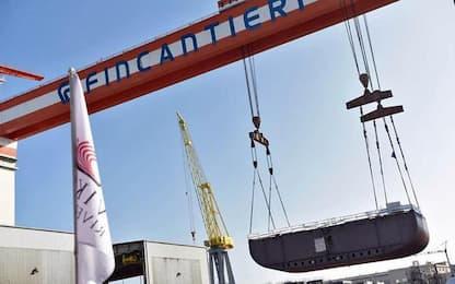 Covid: Uil, 90 contagi a Fincantieri Ancona,75 sono di ditte