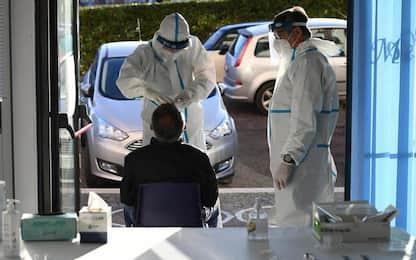 Covid: Marche,421 positivi nuove diagnosi, 50 da test rapidi