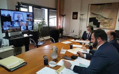 Covid: Marche; Carloni,disappunto,Dpcm non considera Regioni