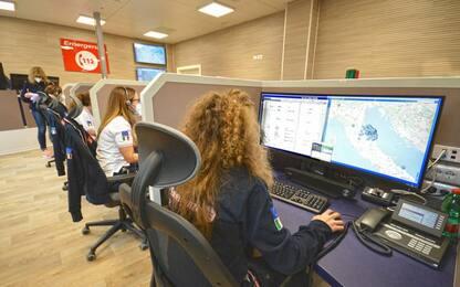In Umbria e Marche Numero unico di emergenza 112