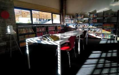 Covid, sale vuote ma più utenti Biblioteca Maiolati Spontini