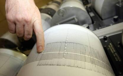 Due scosse di terremoto davanti alla costa delle Marche