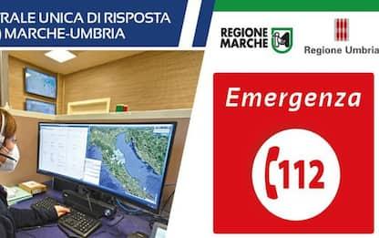 Sicurezza: numero unico 112 operativo anche a Ascoli e Fermo