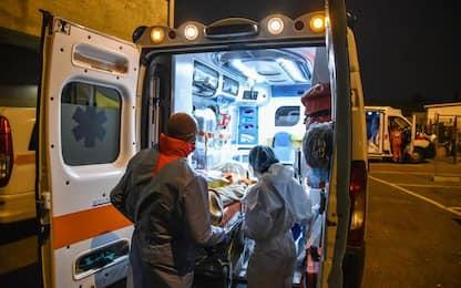 Covid, 11 decessi nelle Marche, anche donna di 56 anni