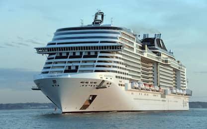 Crociere: porto Ancona pronto ad accogliere navi Msc