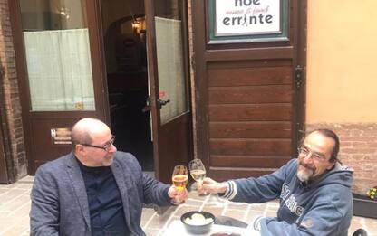 Terremoto: riapre ristorante in centro storico Camerino