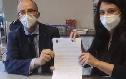 Terremoto: protocollo di intesa tra Unicam e Fond. Bocelli