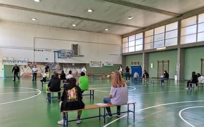 Scuola, screening medie Pesaro, su mille tamponi no positivi