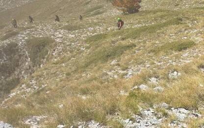 Cade da cresta Pizzo Berro sui Sibillini, muore 30enne