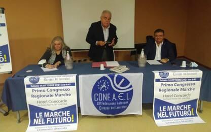Sindacati: 1/o Congresso Confael Marche, Zaffiri segretario