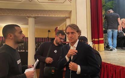 Al via riprese con Mancini per spot promozionali Marche 2022