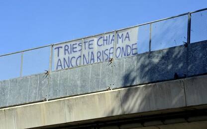 Green pass: protesta strisce pedonali a Ancona senza disagi