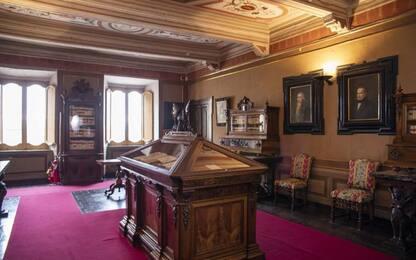 Dante: Casa Leopardi espone autografo 'Sopra monumento di Dante'