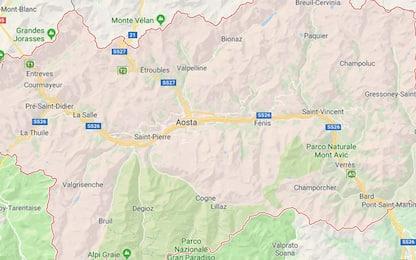 Allerta ghiacciaio, scatta evacuazione in Val Ferret
