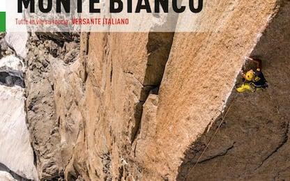 Libri: Monte Bianco, guida sulle vie di roccia del massiccio