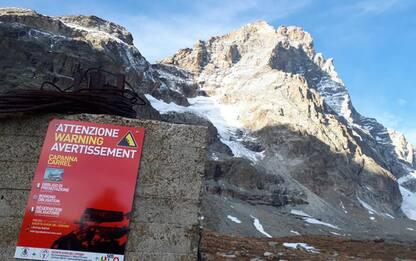 Alpinismo: Capanna Carrel, obbligo prenotazione e meno letti