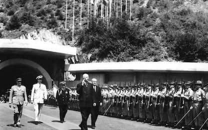 Monte Bianco: funivia e traforo, su Focus storia Lora Totino